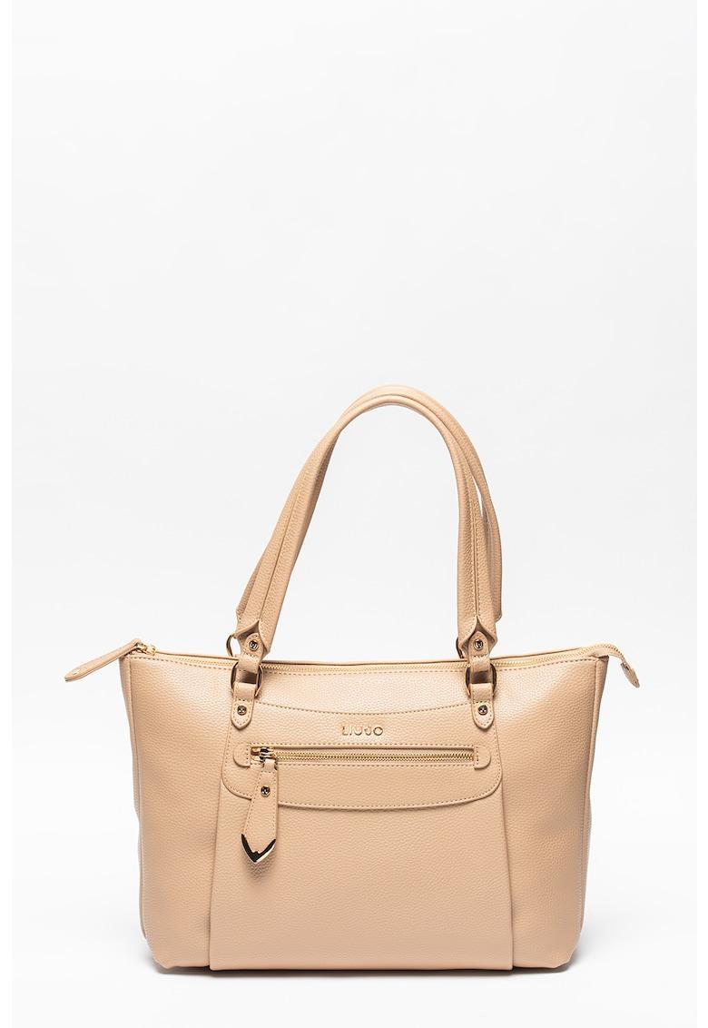 Geanta shopper de piele ecologica fashiondays.ro