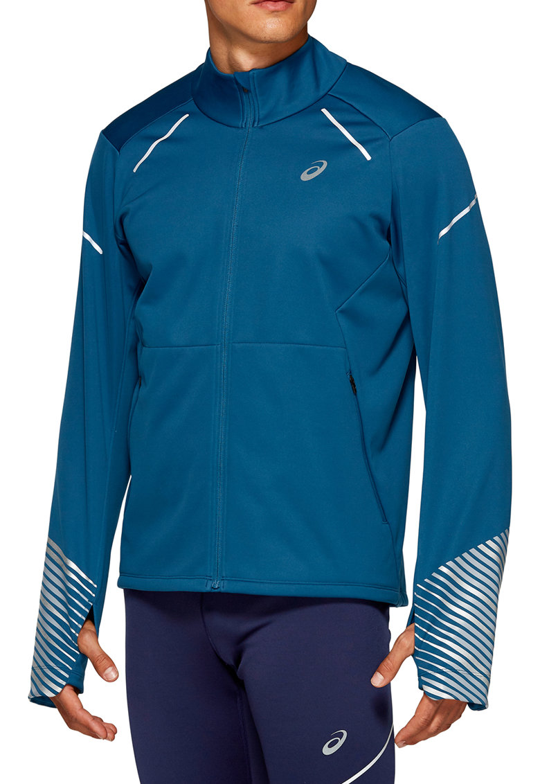 Jacheta cu detalii reflectorizante pentru alergare Lite Snow 2 poza fashiondays