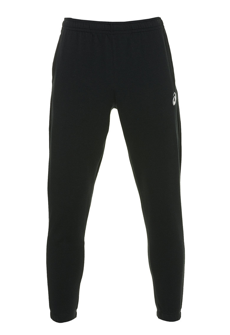 Pantaloni conici cu logo - pentru fitness Asics fashiondays.ro
