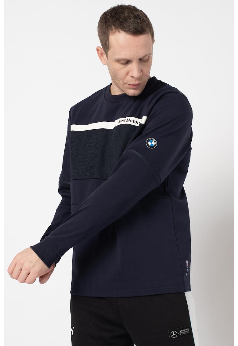 Bluza sport cu decolteu la baza gatului BMW imagine