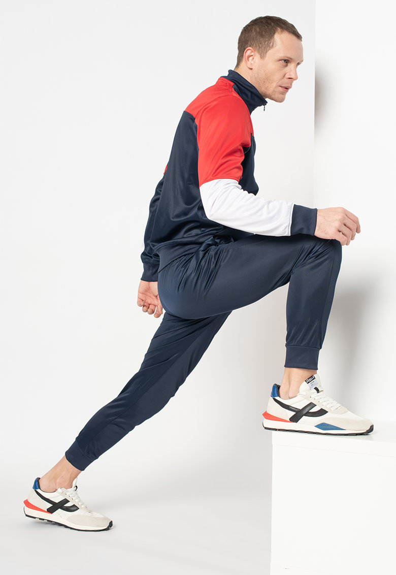 Trening cu fermoar si logo poza fashiondays