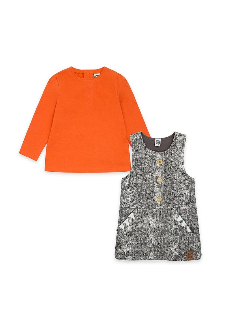 Set de bluza si rochie - 2 piese