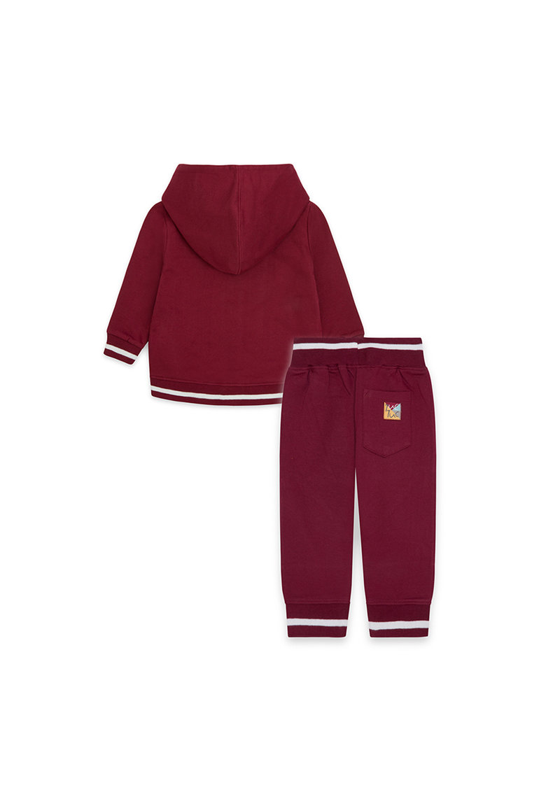 Set de hanorac si pantaloni sport imagine fashiondays.ro 2021
