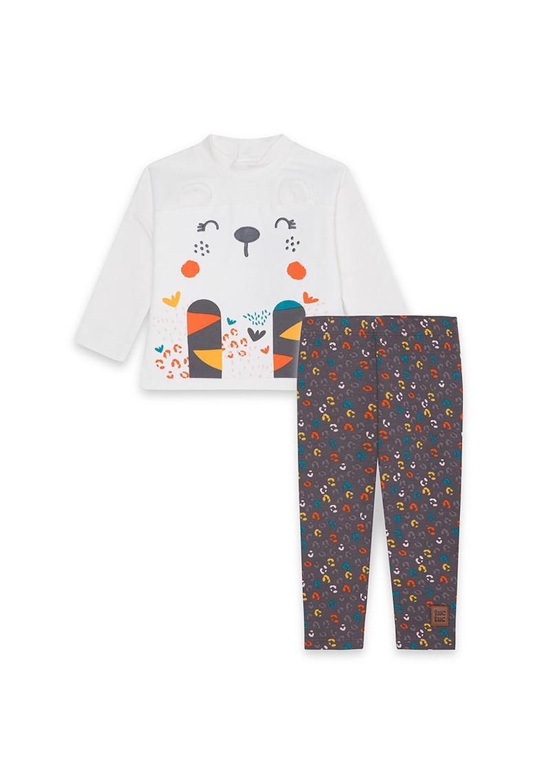Set de bluza si colanti - 2 piese poza fashiondays