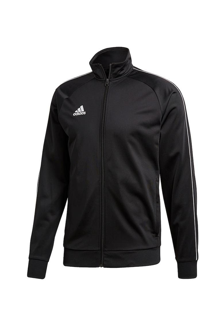 Bluza cu fermoar pentru fotbal Core18
