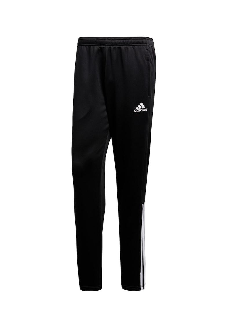 Pantaloni slim fit cu snur de ajustare in talie - pentru fotbal Regista imagine