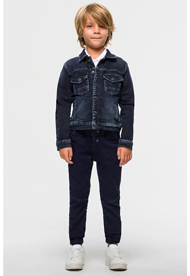 Jacheta din denim Chase
