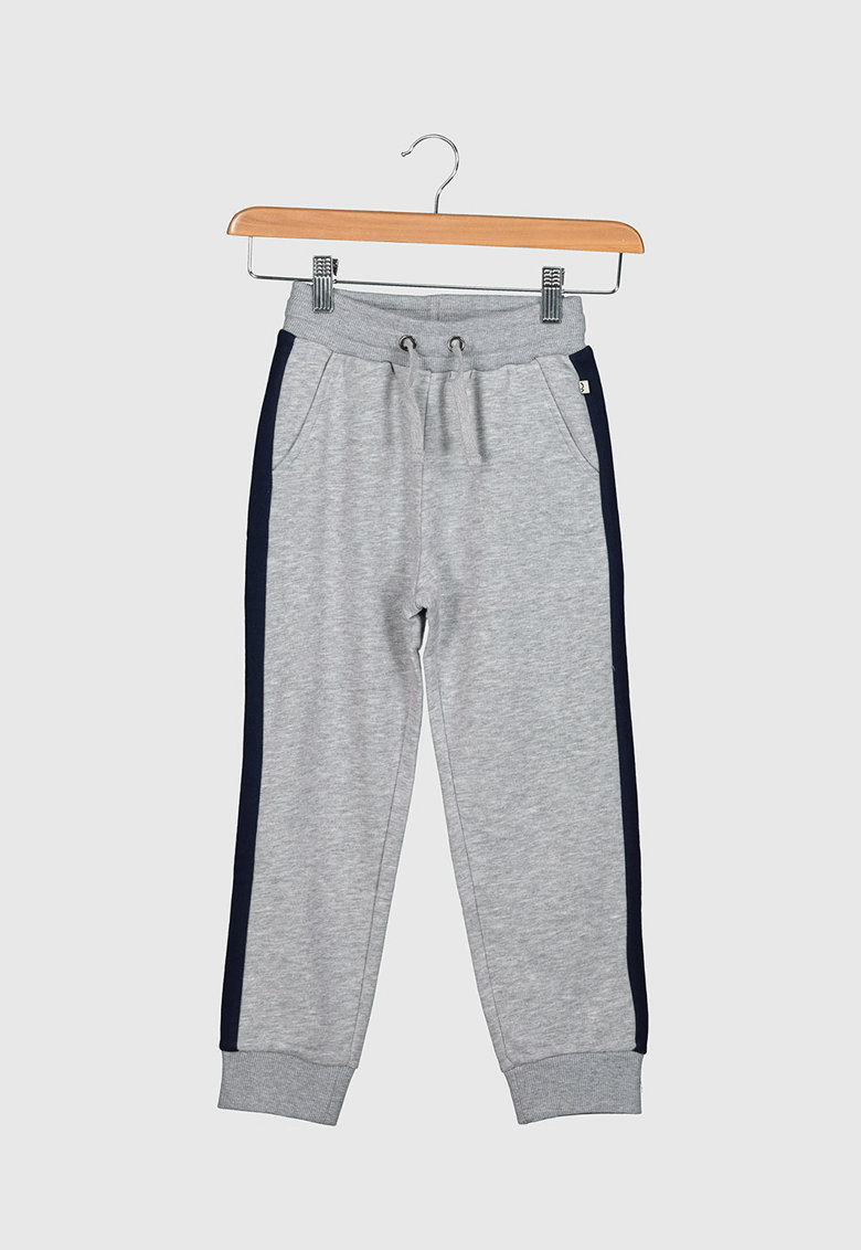 Pantaloni sport cu garnituri laterale contrastante Mesebo poza fashiondays