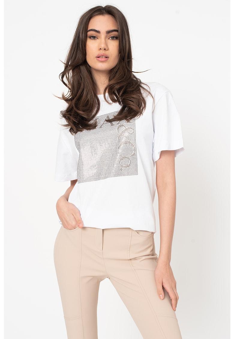 Tricou cu strasuri Teerex imagine promotie