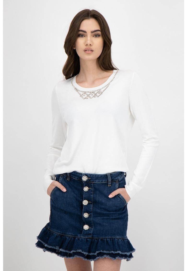 Bluza cu strasuri imagine