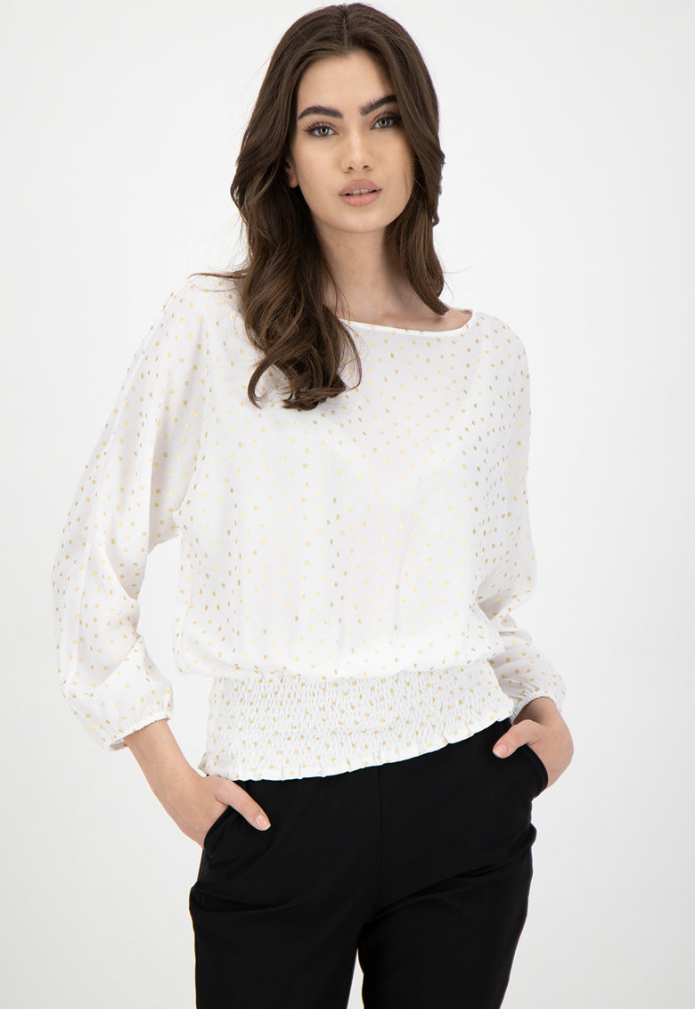 Bluza cu model cu buline imagine
