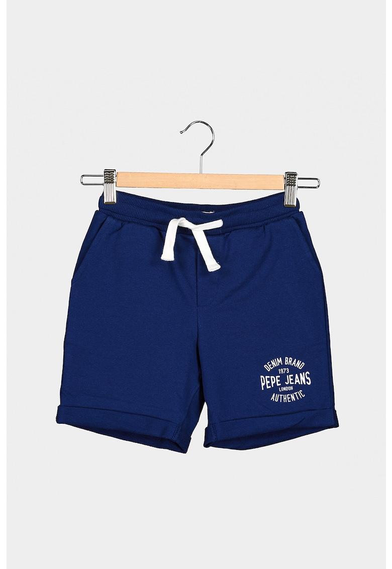 Pantaloni scurti sport cu snur in talie imagine fashiondays.ro