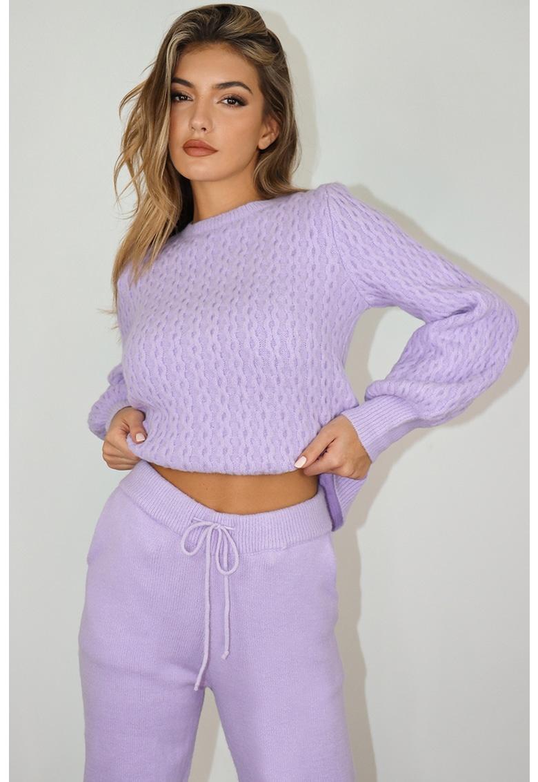 Set de pulover si pantaloni sport