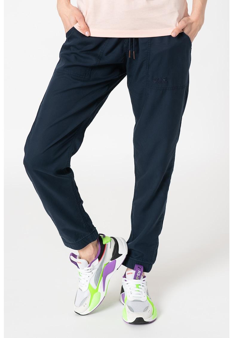 Pantaloni din lyocell cu snur Mojave imagine