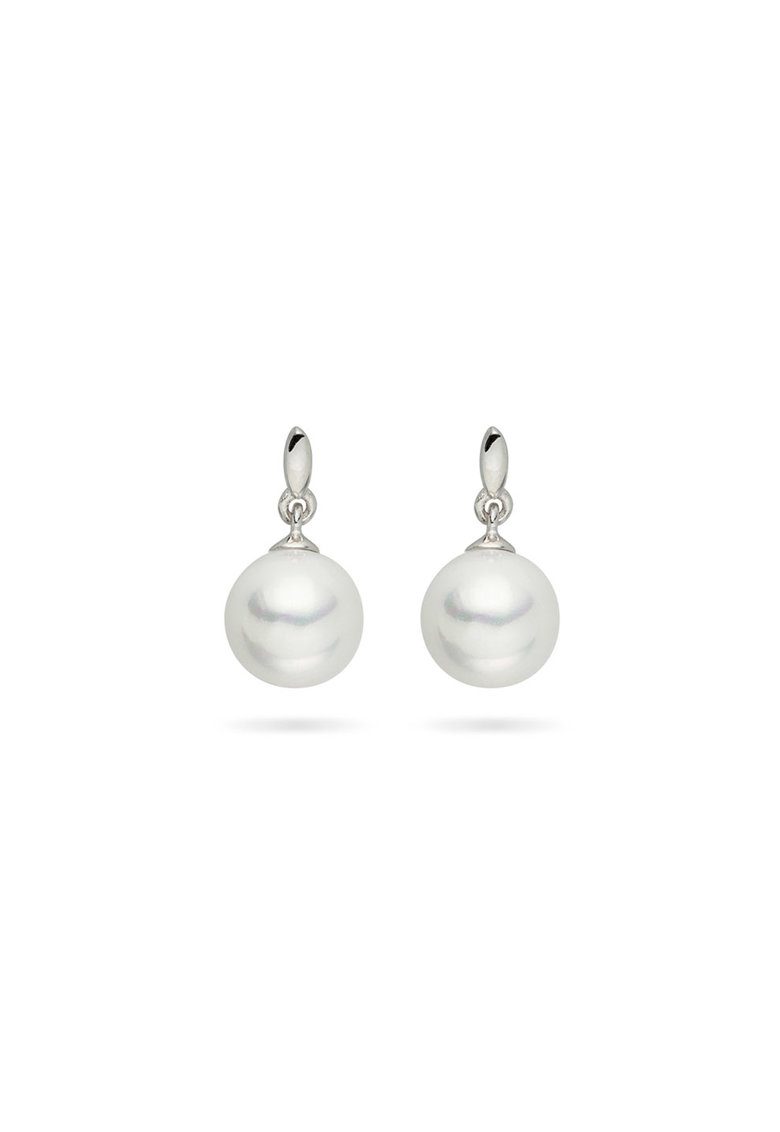 Cercei din perle organice imagine promotie