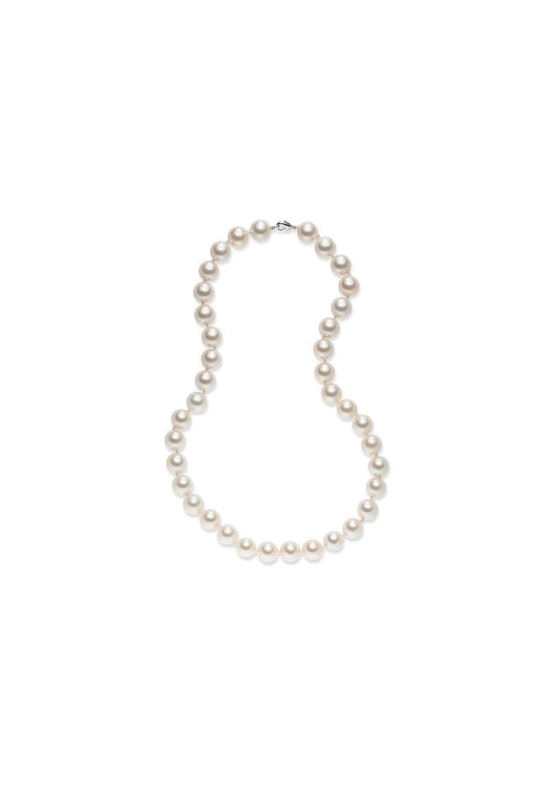 Colier din perle organice