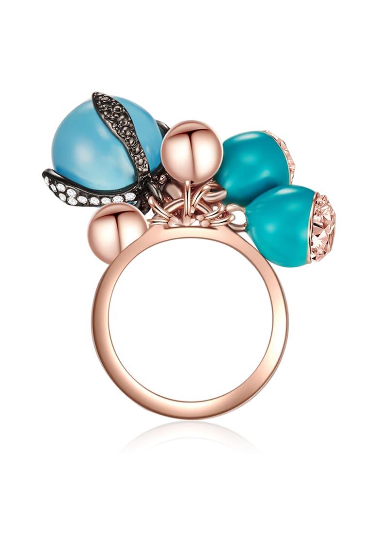 Inel decorat cu cristale Swarovski®