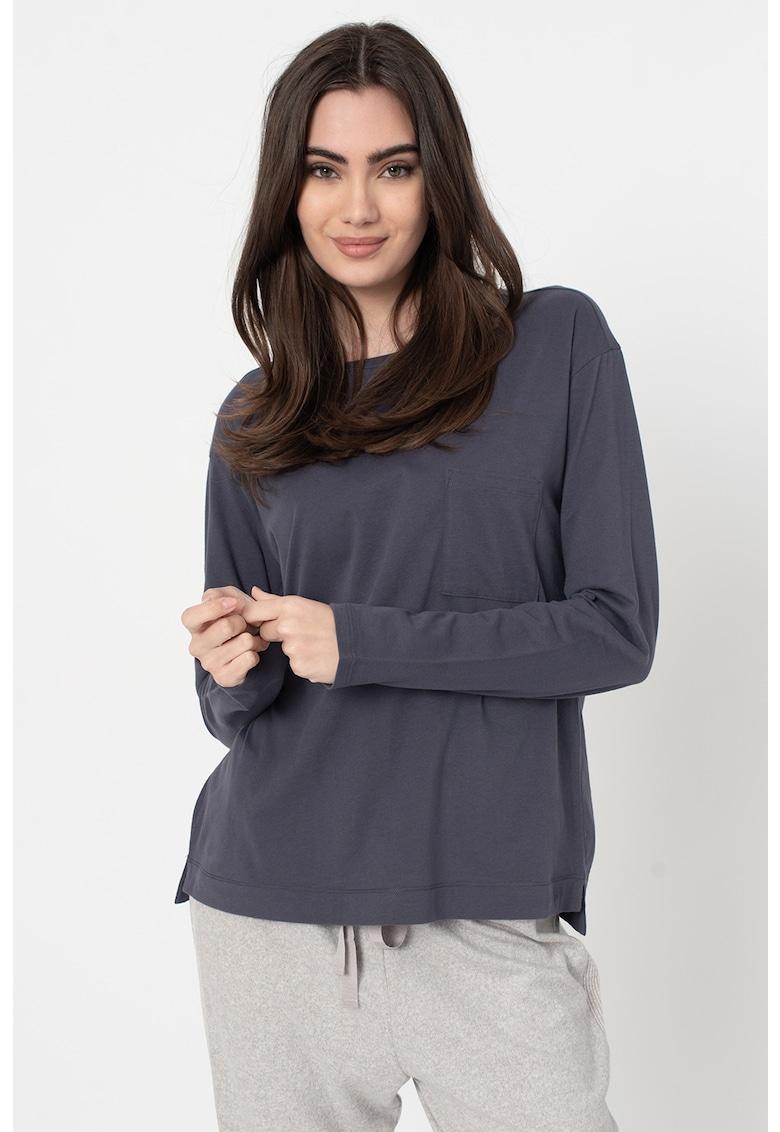 Bluza de pijama cu maneci cazute Mix&Match imagine