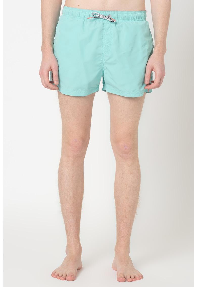 Pantaloni scurti de baie cu talie ajustabila New Brian