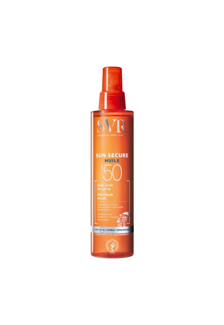 Laboratoires SVR Ulei SVR Sun Secure SPF 50+ pentru pielea sensibila - 200 ml