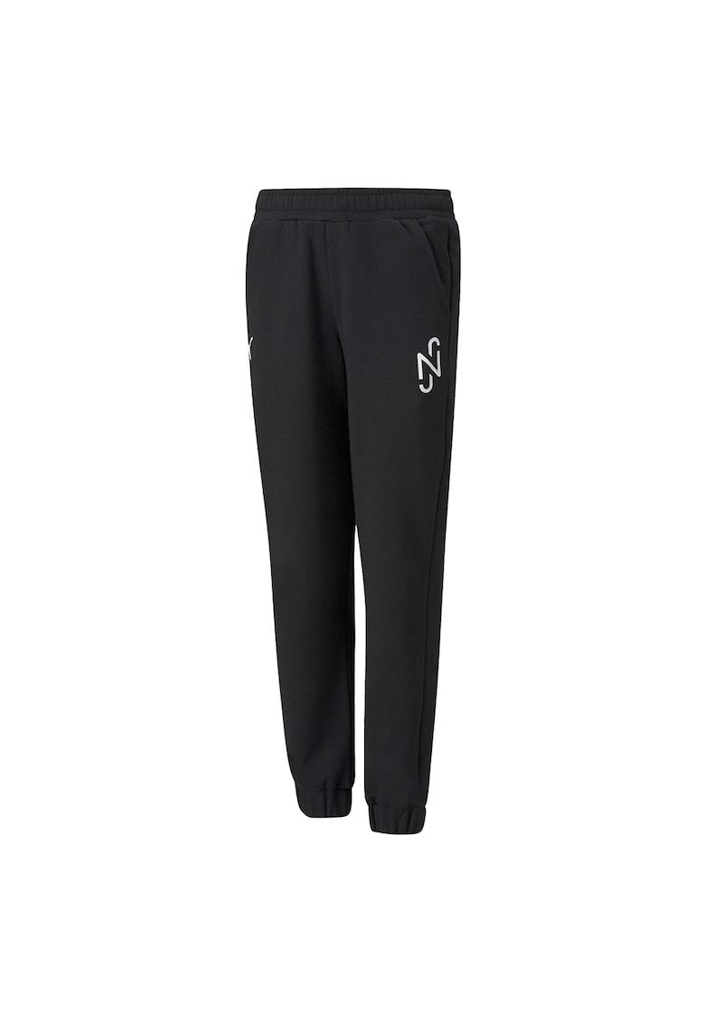 Pantaloni sport cu buzunare laterale NJR 2.0 poza fashiondays