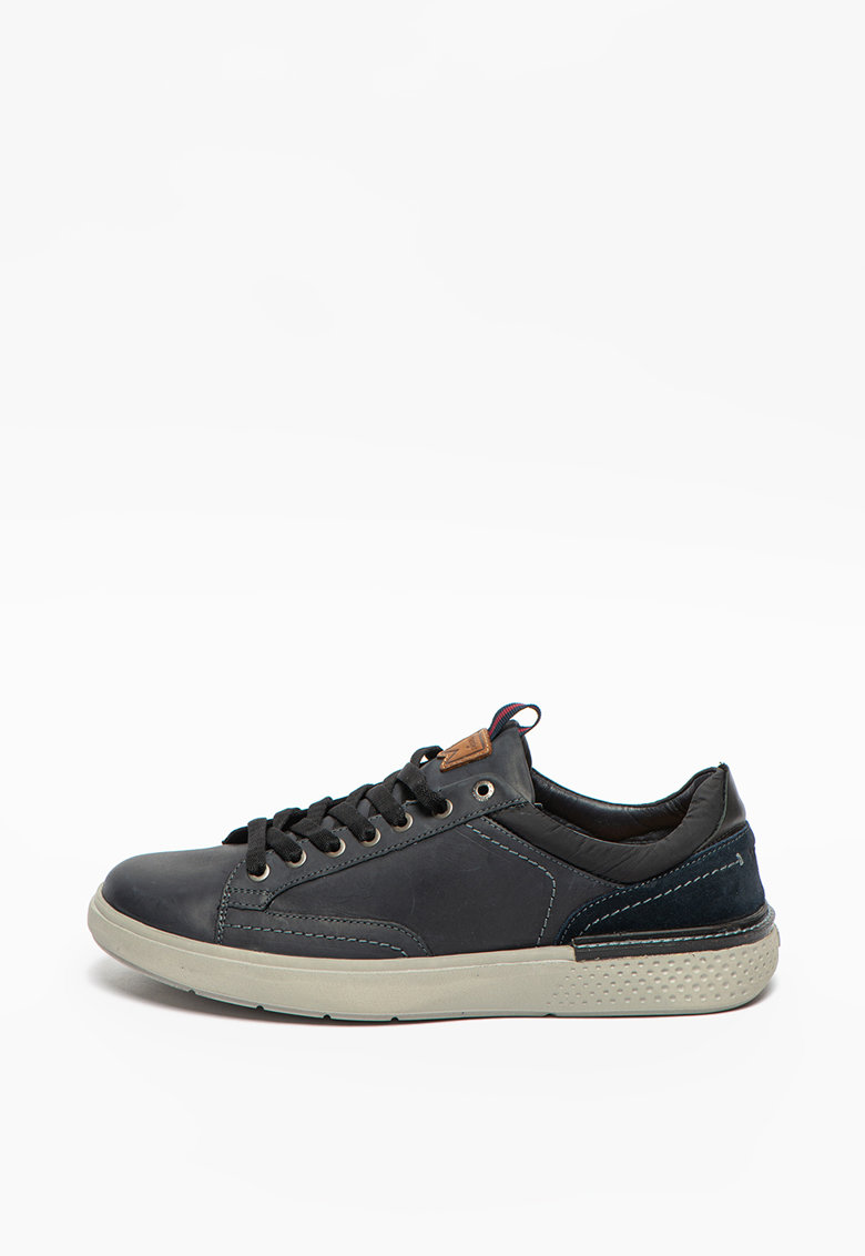 Pantofi sport de piele Discovery Low