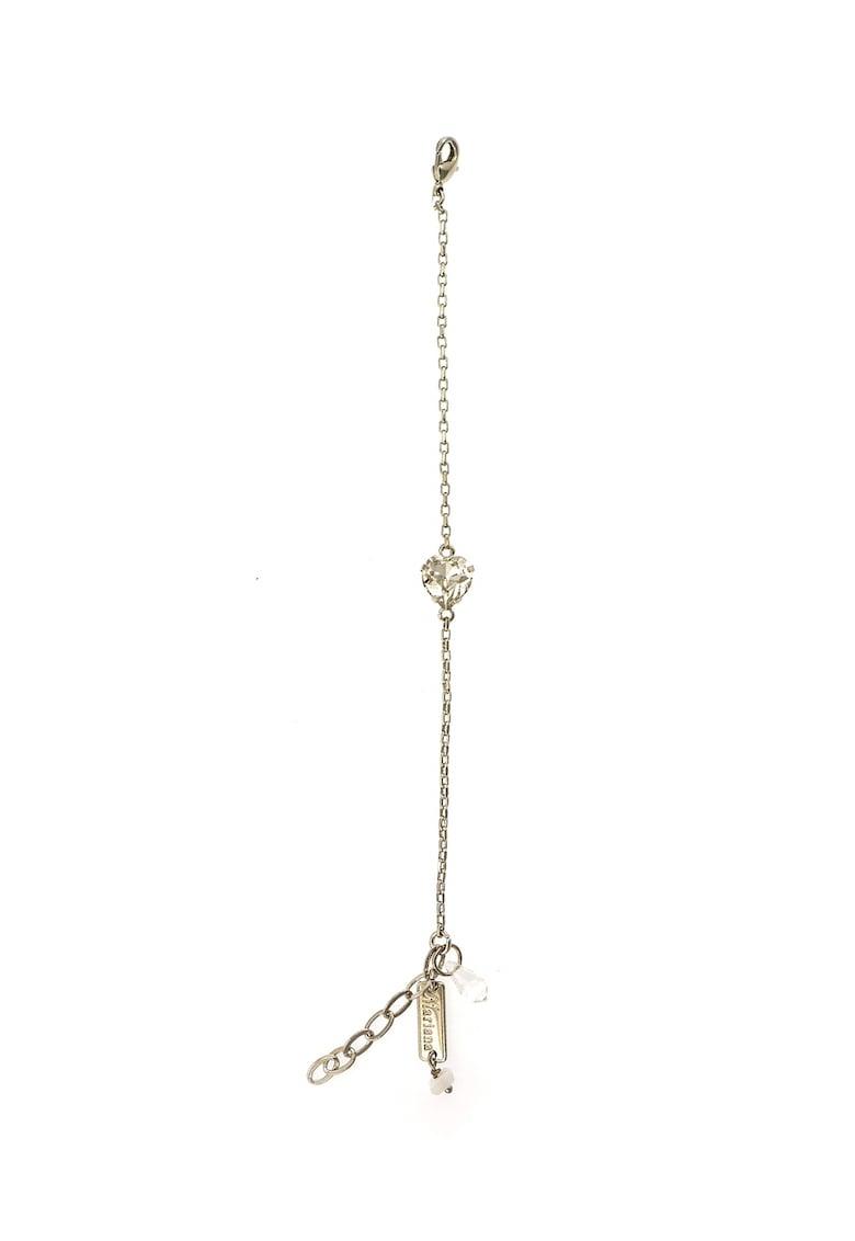 Roxannes - Mariana Jewellery Bratara placata cu rodiu si decorata cu Swarovski si cristale