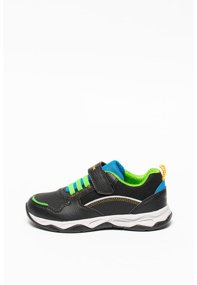 Pantofi sport cu inchidere velcro Calco
