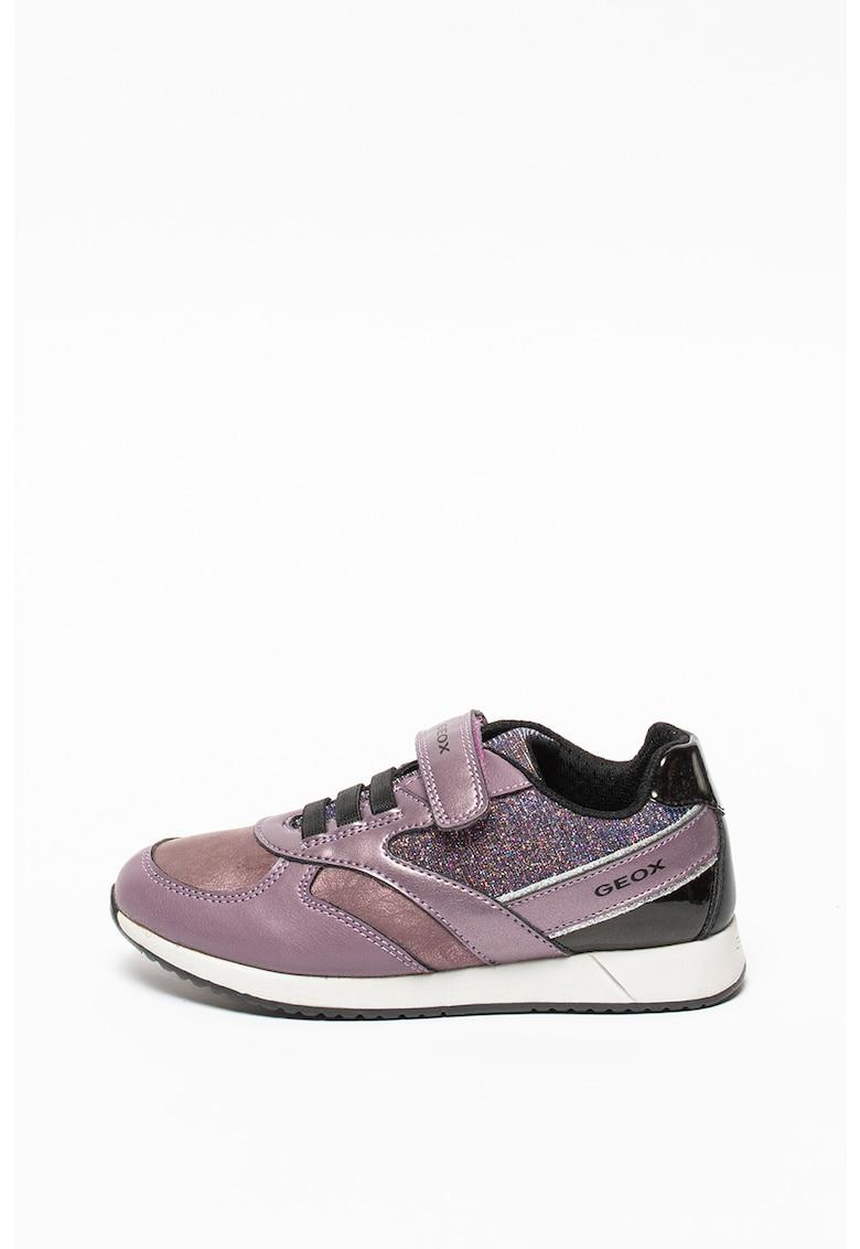 Pantofi sport cu insertii stralucitoare Jensea