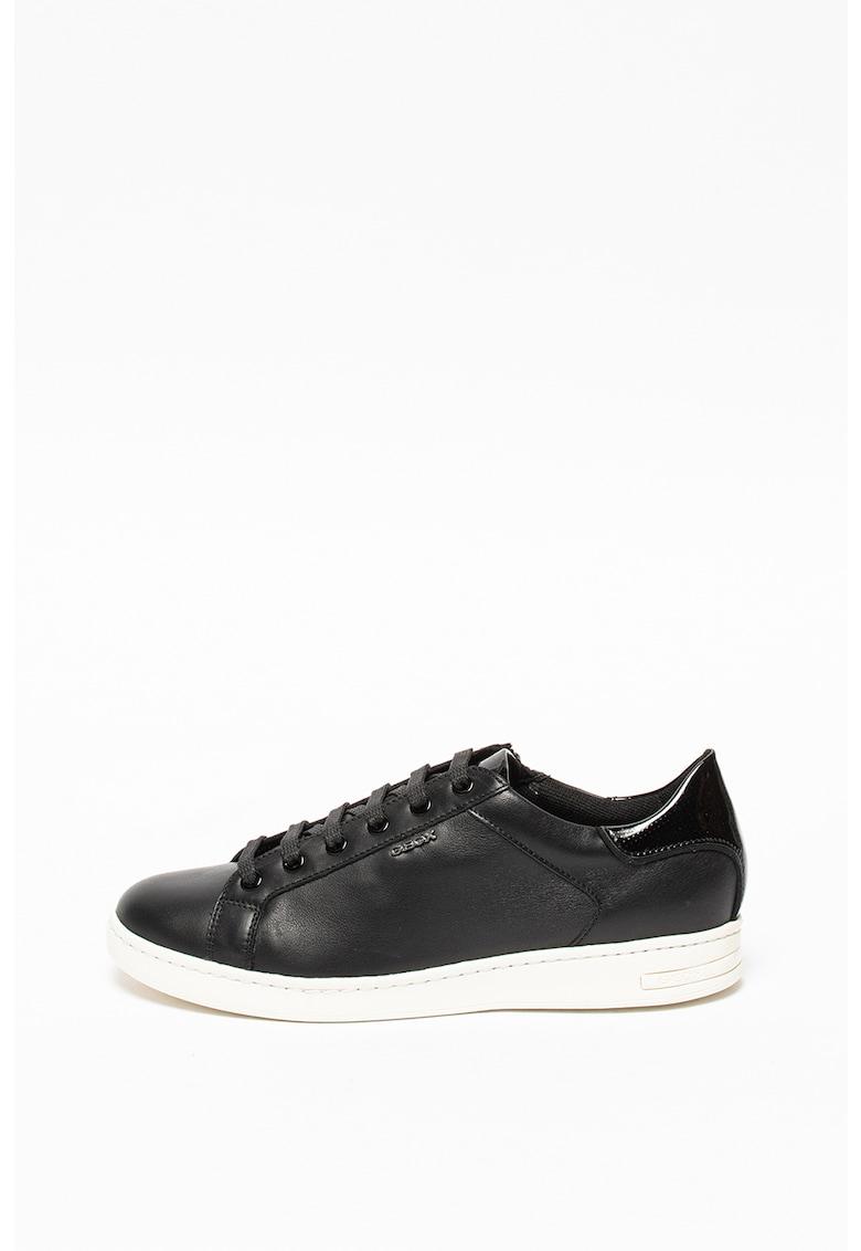 Pantofi sport low cut de piele Jaysen