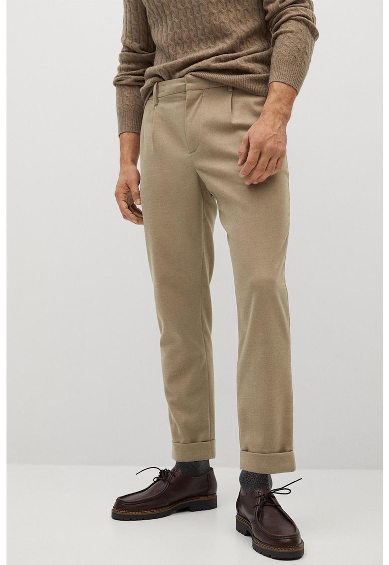 Pantaloni crop slim fit Sirhan