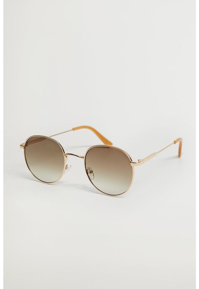Ochelari de soare rotunzi Brooklyn imagine fashiondays.ro