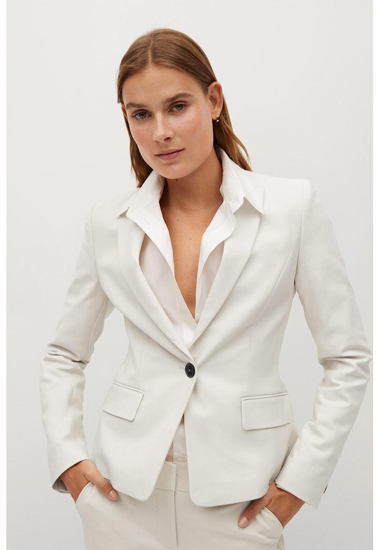 Sacou slim fit Cofi fashiondays.ro