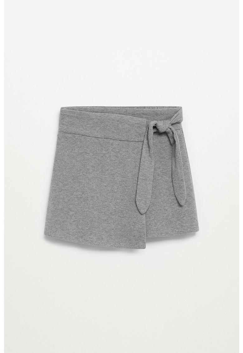 Fusta tricotata cu funda Padel imagine promotie