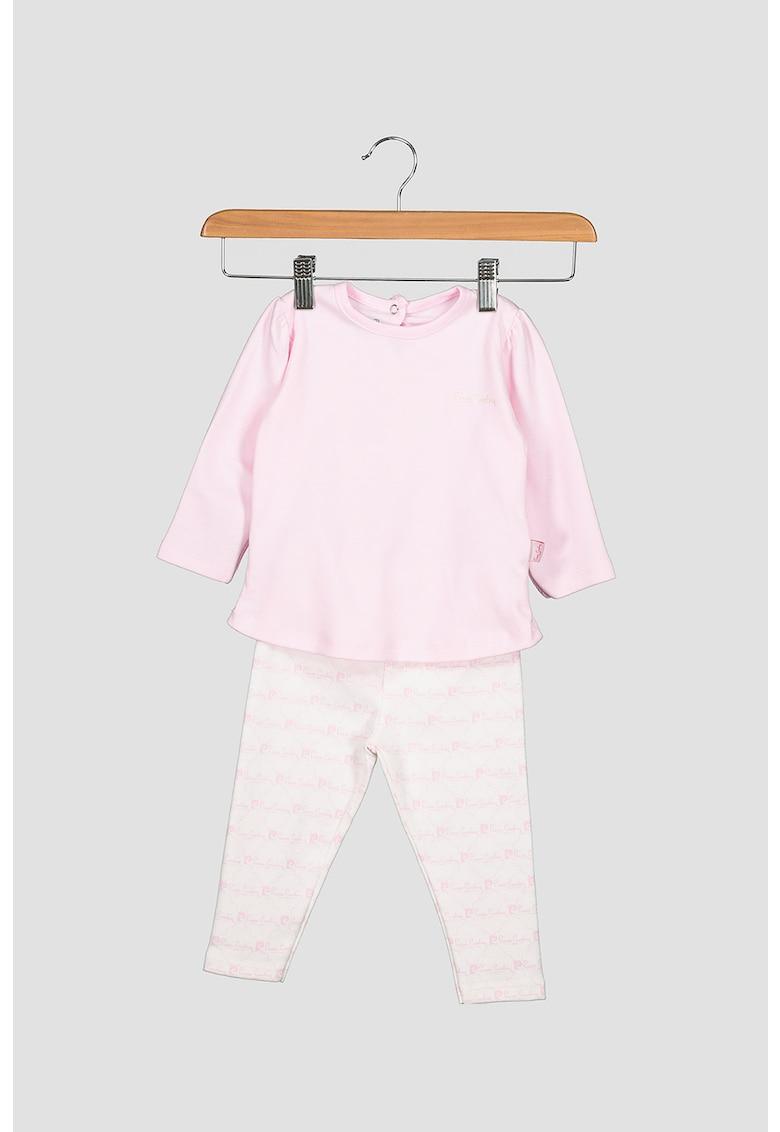 Pijama cu pantaloni cu model fashiondays.ro