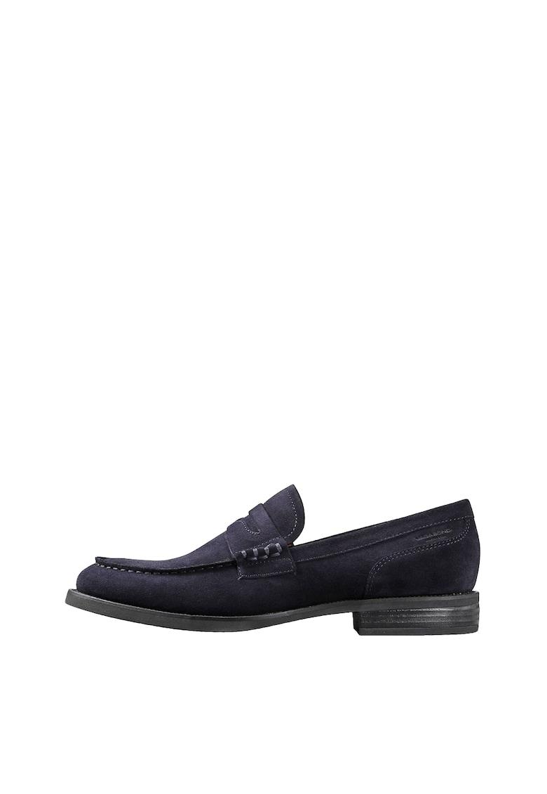 Vagabond Shoemakers Pantofi loafer de piele intoarsa Penny