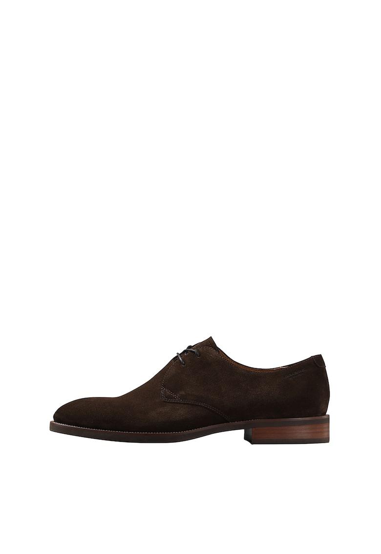 Vagabond Shoemakers Pantofi derby de piele intoarsa Percy