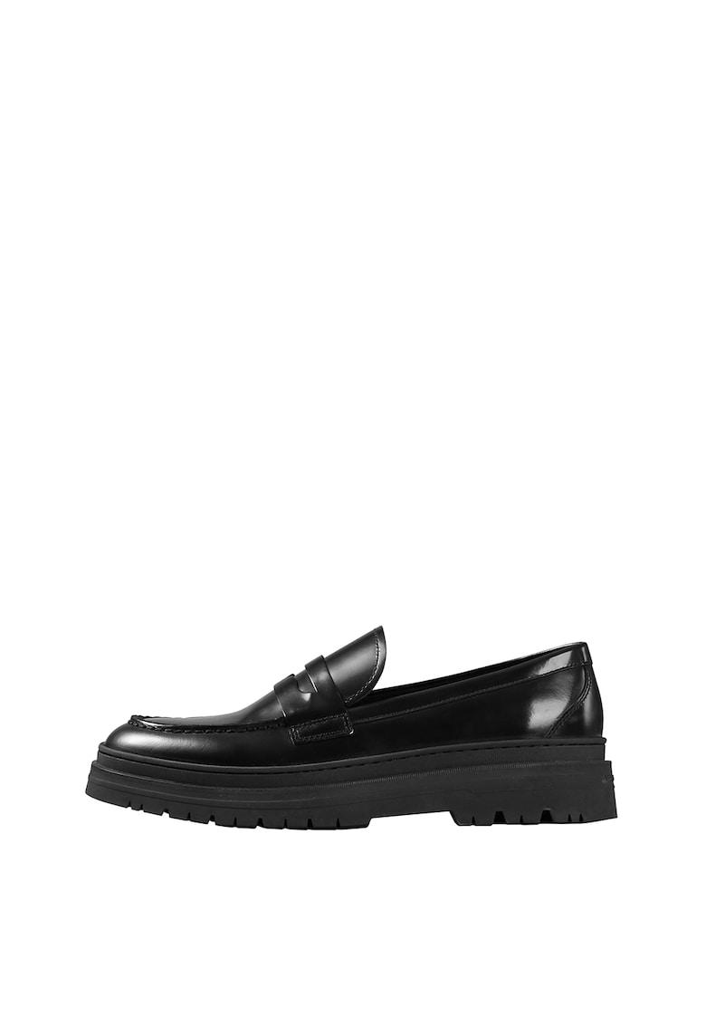 Pantofi loafer de piele James Penny imagine