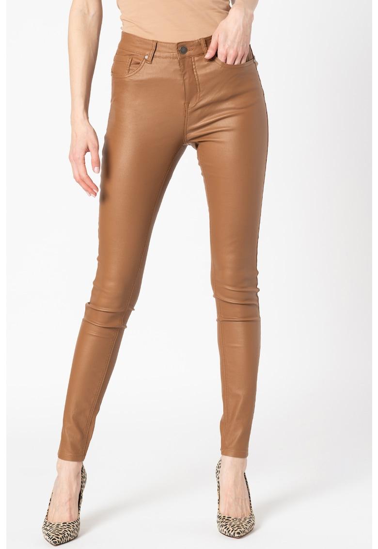 Pantaloni skinny peliculizati Kato Kiko de la byoung