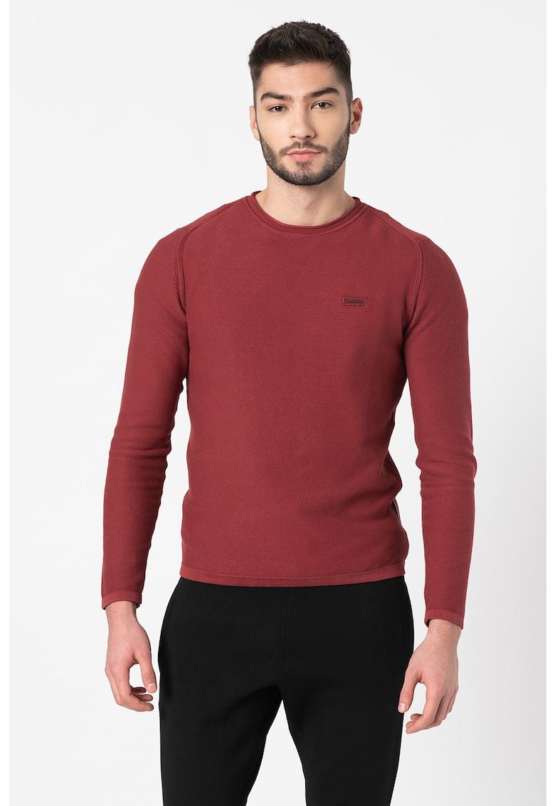 Bluza sport cu maneci raglan poza fashiondays