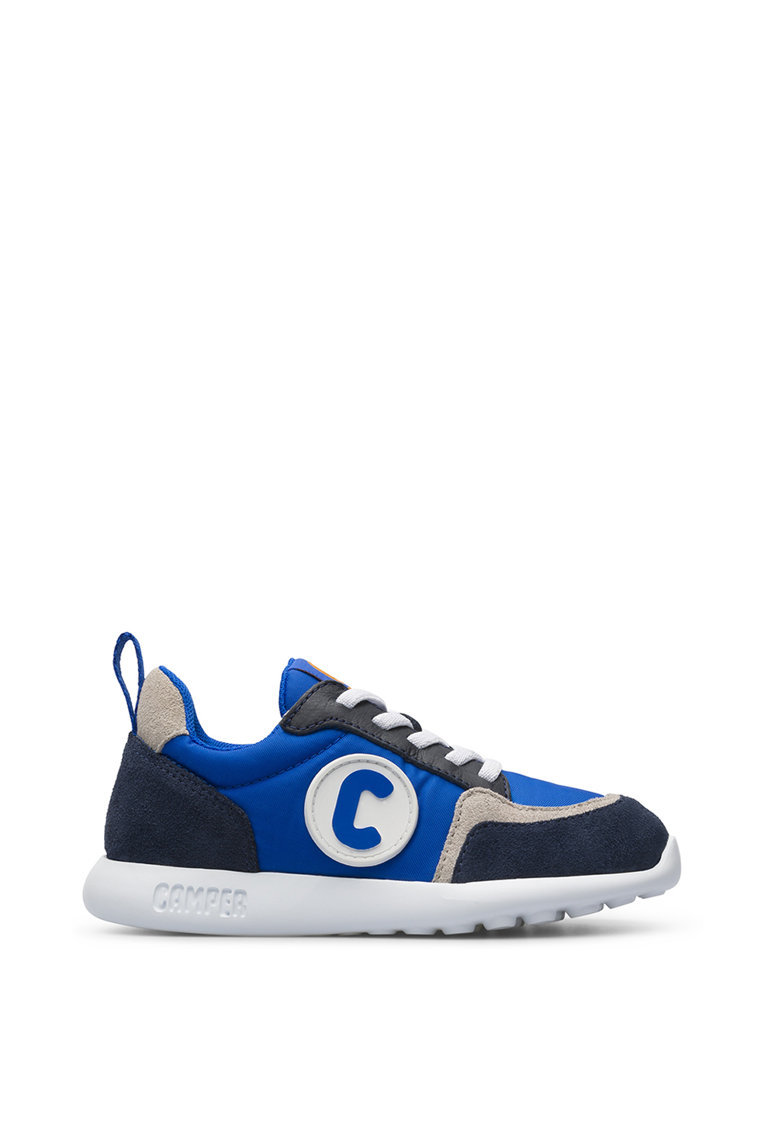 Pantofi sport cu detalii din piele intoarsa Driftie poza fashiondays