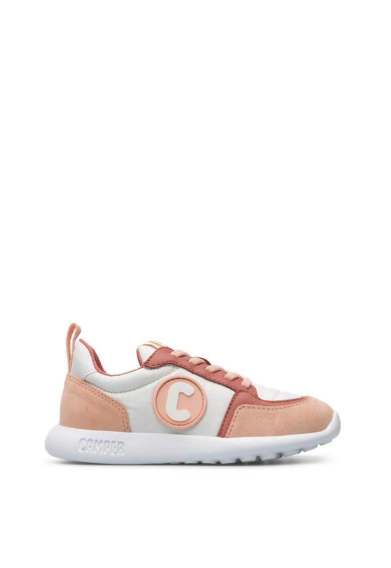 Pantofi sport cu detalii din piele intoarsa Driftie Camper fashiondays.ro