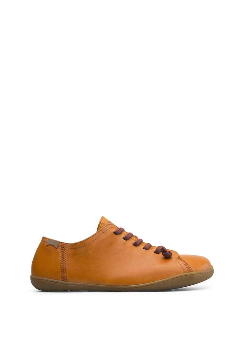 Pantofi casual din piele Peu imagine