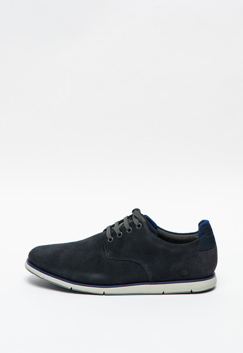 Pantofi din piele intoarsa Smith