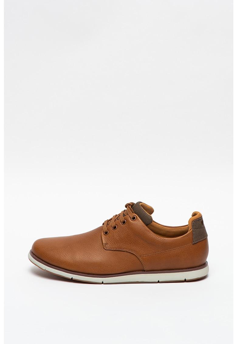 Pantofi din piele Smith imagine