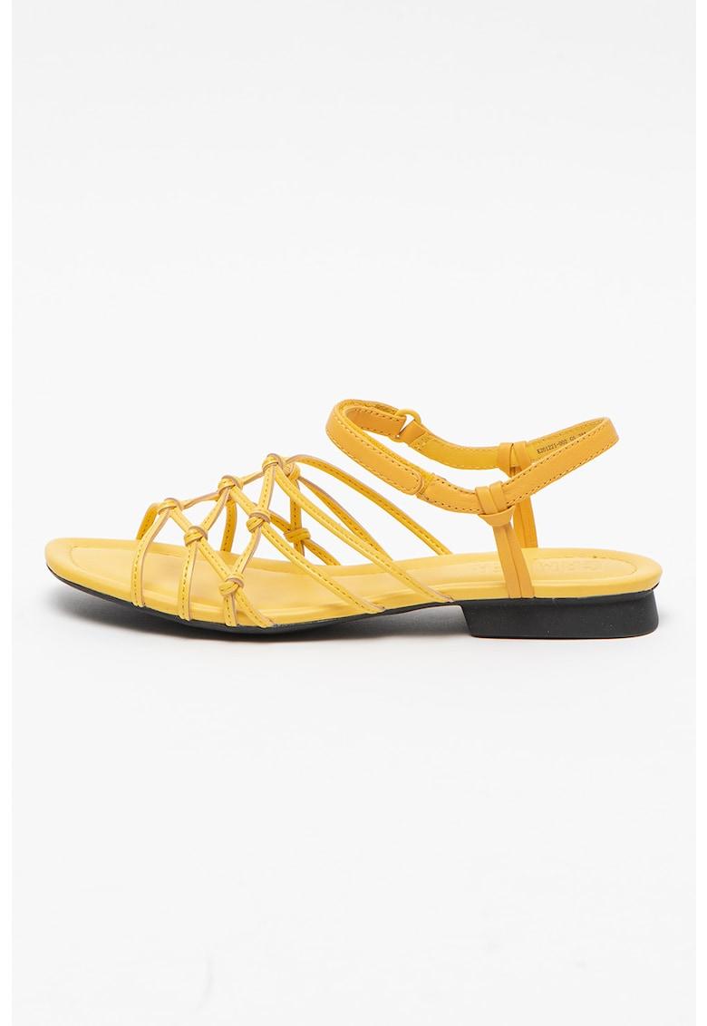 Sandale de piele Casy