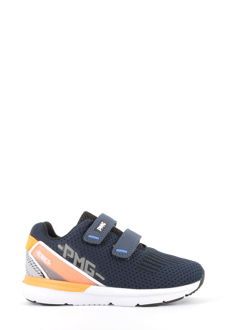 Pantofi sport de plasa tricotata cu velcro Primigi fashiondays.ro