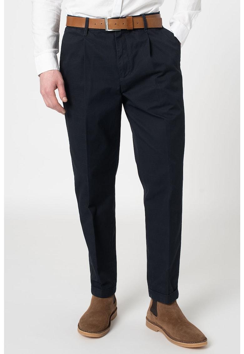Pantaloni conici cu pensa imagine promotie