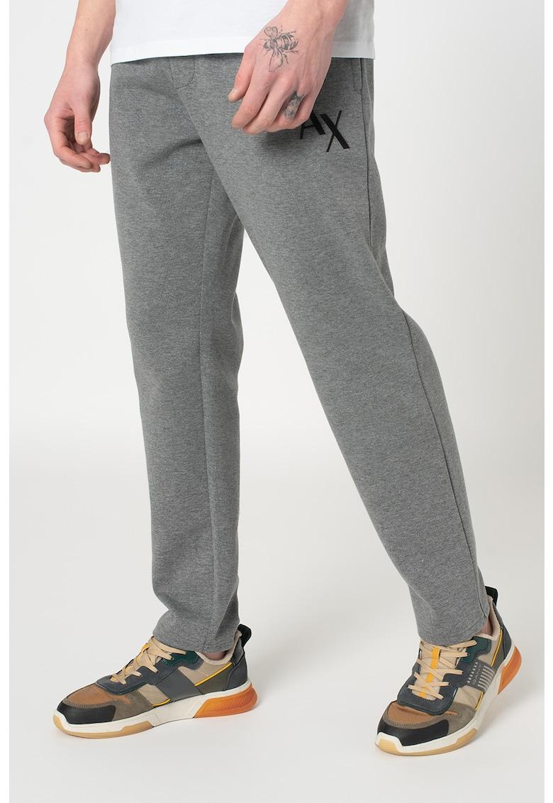 Pantaloni sport drepti cu 3 buzunare imagine promotie