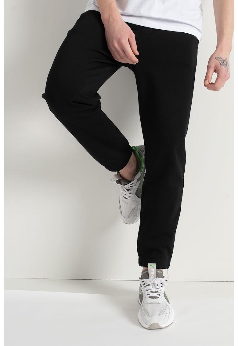 Pantaloni sport din amestec de bumbac imagine